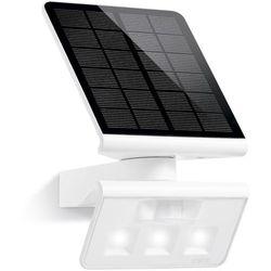 STEINEL 671006 - Solarny LED-reflektor z czujnikiem ruchu XSolar L-S 0,5W/LED biały (4007841671006)