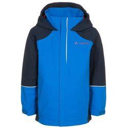 Vaude RACOON IV Kurtka hardshell hydro blue z kategorii kurtki dla dzieci