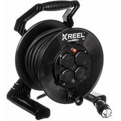 Przedłużacz Zwijany X-Reel 20M OW3x2,5 4GS z klapką IP44, 92501H48223