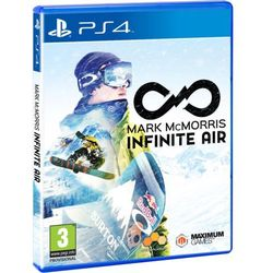 Mark McMorris Infinite Air z kategorii [gry PS4]