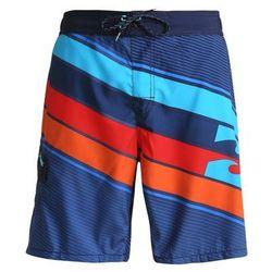 Billabong SLICE LAYBACK Szorty kąpielowe navy, materiał poliester, niebieski
