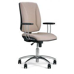 Fotel biurowy Quatro GTP25I steel04 chrome z mechanizmem Active-1 Nowy Styl
