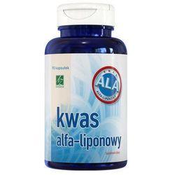 Kwas Alfa-Liponowy 90 kapsułek, postać leku: kapsułki