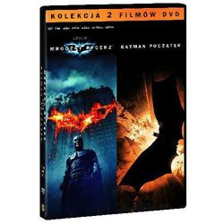 Batman Poczatek / Mroczny Rycerz (4Dvd) Pakiet Kolekcjonerski(4DVD) - sprawdź w wybranym sklepie