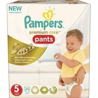 PAMPERS Premium Care Pants 5 JUNIOR 20szt. (12-18 kg) - pieluchomajtki - sprawdź w wybranym sklepie