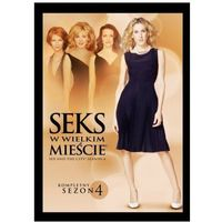 Seks w wielkim mieście - sezon 4 (DVD) - Allison Anders, Martha Coolidge (5903570142130)