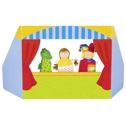 Kukiełki do zabaw w teatr - zabawki dla dzieci ze sklepu www.epinokio.pl