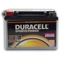 Akumulator motocyklowy Duracell YTX9-BS 8Ah 120A