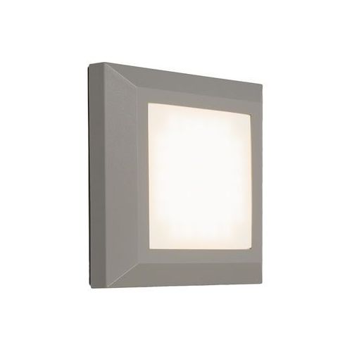 Lampa ścienna Gem 1 jasnoszara - oferta [75546c2e855515b9]