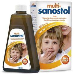 Multi-Sanostol, syrop 300g, produkt z kategorii- Witaminy i minerały