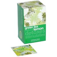 Zielona herbata Vintage Teas z aromatem cytryny - 30x1,5g