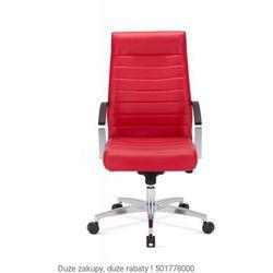 Krzesło obrotowe Lynx steel 43 chrome z mechanizmem Multiblock Nowy Styl, 801