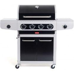 Grill gazowy Barbecook Siesta 412 Black, siesta412b