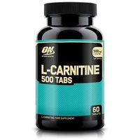 OPTIMUM NUTRITION L-Carnitine 500mg - 60tabs