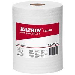 Katrin ręcznik classic s2 w roli, 2-warstwy, biały, 200 mm x 75 m