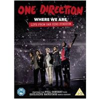 One direction - Where we are: Live from San Siro Stadium (muzyczne DVD)