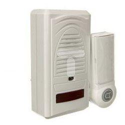 Dzwonek bezprzewodowy 60m 230v 6898-80 biały p5705 marki Emos