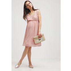 MAMALICIOUS MLYAM Sukienka letnia misty rose, towar z kategorii: Sukienki ciążowe