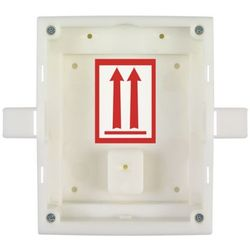 2N IP VERSO puszka do montażu podtynkowego dla 1 modułu, 9155014