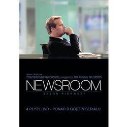 Newsroom (sezon 1, 4 DVD)