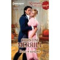 Dama w niesławie - Christine Merrill (265 str.)