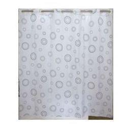 Awd interior Awd interor zasłonka prysznicowa biała kółka awd02100850