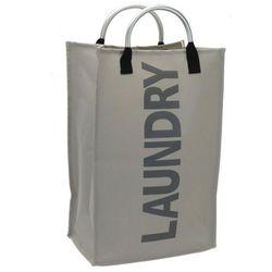 Kosz na pranie LAUNDRY, torba 40 litrów - kosz na brudną bieliznę