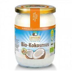 Masło z orzecha kokosowego BIO 500g - Dr. Goerg, kup u jednego z partnerów