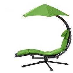 Fotel hamakowy, Zielony DRM360 - produkt z kategorii- Krzesła ogrodowe