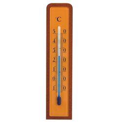 termometr wewnętrzny drewniany 35 mm x 126 mm marki Bioterm
