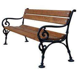 Ławka żeliwna wiedeńska ogrodowa 180 marki Fiemar