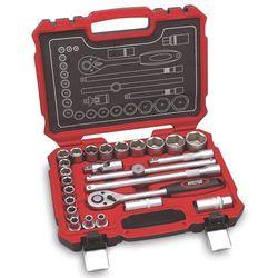 """Zestaw kluczy nasadowych HARTSSON 17K025 1/2"""" 8 - 32 mm (25 elementów) + DARMOWY TRANSPORT!, 17K025"""