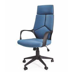 Stano furniture Vivan fotel gabinetowy - niebieski