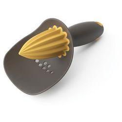 Wyciskacz do cytrusów CATCHER - zółty - Żółty - produkt z kategorii- Wyciskarki ręczne