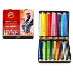 Kredki akwarelowe Koh -i-noor Mondeluz 3726 metal - 48 kolorów