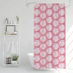 Zasłona prysznicowa Ester, 180 x 180 cm, 231868