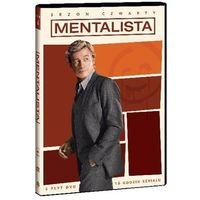 Galapagos Mentalista, sezon 4 (5 dvd) (7321909315518)