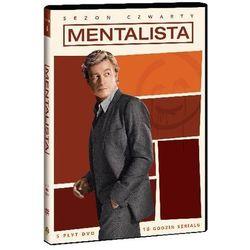 Mentalista, Sezon 4 (5 DVD) - produkt z kategorii- Seriale, telenowele, programy TV