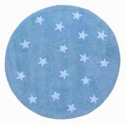 Dywan do prania w pralce cielo azul, marki Lorena canals