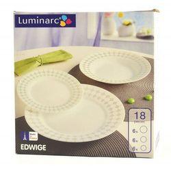 Luminarc Serwis obiadowy 18 elementów edwige s18 arc (5904134193759)