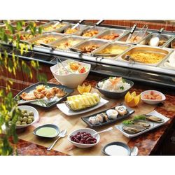 Aps germany Taca do sushi z melaminy zen biały aps-83742