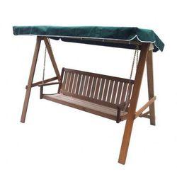 Hecht futon huśtawka ogrodowa bujana baldachim 4 osobowa meble ogrodowe - ewimax oficjalny dystrybutor - autoryzowany dealer hecht marki Hecht czechy