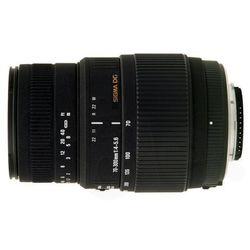 Sigma AF 70-300/4-5,6 DG Macro Canon - produkt w magazynie - szybka wysyłka! z kategorii Obiektywy fotografic
