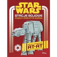 Star Wars Stacje bojowe Książka z modelem do złożenia - Wysyłka od 3,99 - porównuj ceny z wysyłką, Jel