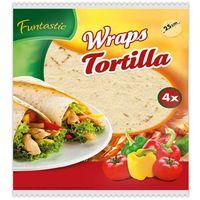 Funtastic  250g wraps tortilla | darmowa dostawa od 150 zł!