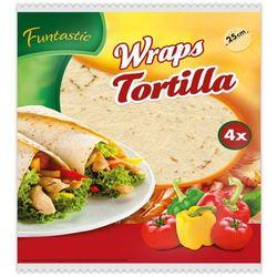 FUNTASTIC 250g Wraps Tortilla (pieczywo)