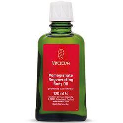 olejek regeneracyjny z wyciągiem z granatów 100 ml od producenta Weleda