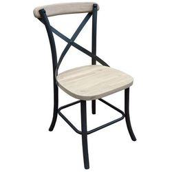 Miloo :: Paris krzesło ogrodowe - naturalny, grafit ||Miloo :: Paris krzesło ogrodowe - produkt z kategorii- Krzesła ogrodowe