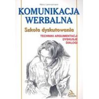 Szkoła dyskutowania komunikacja werbalna (Lemmermann Heinz)