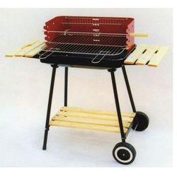 Grill prostokątny na kołach drewniany (11787) - oferta [05e7e20c21a2566b]